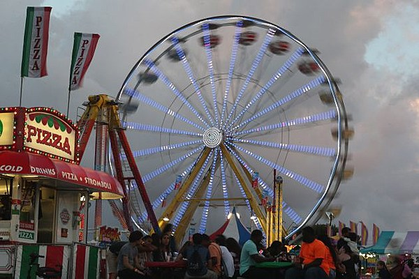 2015 Northern Maine Fair